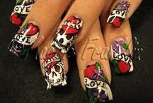 Awesome nails / by Shelia Gilbreath