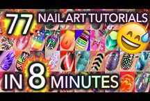 Nail Art tutorials and ideas. / Nail Art tutorials and ideas.