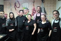 Foodies / the best people on Earth after a Cooking Class or a Market Tour in Lisbon, Portugal