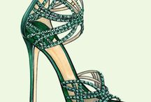 ayakkabi cizim
