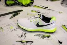 Nike Lunar Control III / It's all about the Nike Lunar Control III golf shoes in 2015. Five colours with the most iconic delivering before December 25th. Merry Christmas!