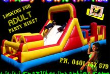 Adult Jumping Castles