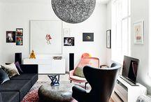 Lighting fixtures for living room