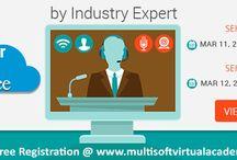 Webinar / Multisoft's Webinar