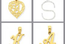 Jewelry - Initial Charms / 0