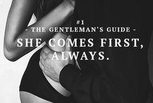 Gentleman's Rules