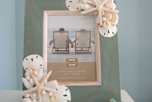 Seashell decor / by Carla Whitt