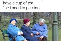 Old people funnies