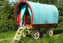 Gypsy caravans / and style