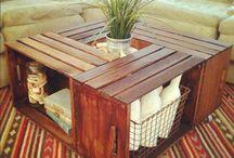 Indoor decoration & furniture