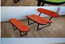 Decoración y mobiliario / by daniella delgado