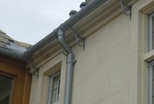 Types of guttering