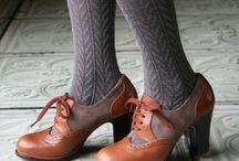 calzado  vintaje