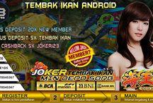 Tembak Ikan Online Joker123 / Airbet88 ialah Agen Tembak Ikan Online Joker123 Uang Asli Indonesia menerima pendaftaran akun judi nembak ikan android