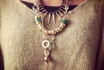 Layering Bling / Ideas on layering jewellery together