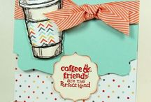 Cards - tea/coffee