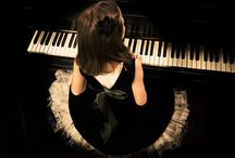 Photographing Pianists / Ideas for Pianist / by Brig Kathleen Lamoreaux