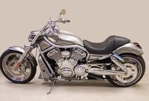 Customized v-rod