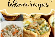 Foodie: Luscious Leftovers / Leftovers don't have to be boring!