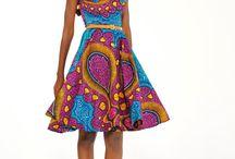 Idee creative / esempi vestiti, cucito fai da te, patchwork