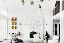 White Walled Interiors