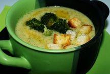 brokolicova polievka zo syrom