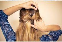 Selbstmachen + Haare