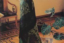 Art nouveau textil