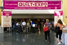 At Quilt Expo