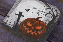 Halloween pynt / Pynt til Halloween fra jaminasfest. Se vores nye kollektioner her og find inspiration til din Halloween fest.