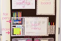 Organizing / by Casee Crystal