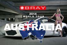 World Tour 2014 - Australia / World Tour