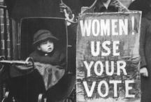 Women use your vote!