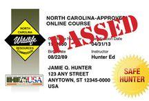 North Carolina / by Hunter Ed