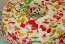 gelatina com letecodesado