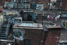 Moodboard streetart