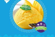 Natural Flavours from Iceberg Ice Creams