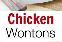 Wontons