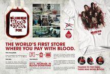 Public advertising of blood donation: not Russian / Иностранная социальная реклама донорства крови