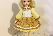bjd doll outfits