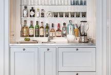 Bar / Butler's Pantry