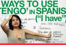 Learn da lingo! / by Abi Poole