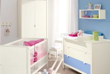 Babyzimmer - Ideen für die Ersteinrichtung / Babyzimmereinrichtungen / Babyzimmermöbel für den Start ins volle Leben Ihres Babys