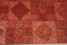 customer's quilts, longarm quilting