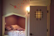 zoie room / by Jennifer Bridges
