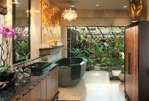 Tropikalne łazienki