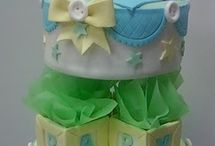 Cakes - Baby Showers / by Gloria Loveless Pepper
