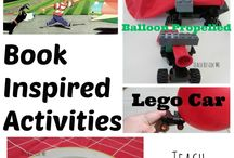 Book Themes Activities