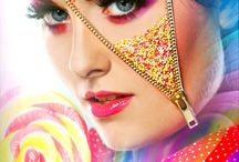 Make up - Colourfull fantasy