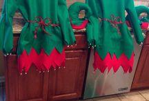disfraz duende navidad